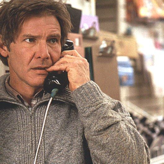 Auf der Flucht / Harrison Ford Poster