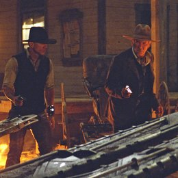 Cowboys & Aliens / Daniel Craig / Harrison Ford