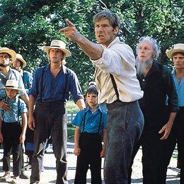 Einzige Zeuge, Der / Harrison Ford Poster