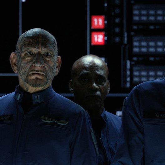 Ender's Game - Das große Spiel / Ender's Game / Sir Ben Kingsley / Harrison Ford Poster