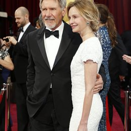 Harrison Ford / Calista Flockhart / 86th Academy Awards 2014 / Oscar 2014 Poster