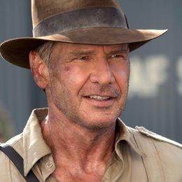 Indiana Jones und das Königreich des Kristallschädels / Harrison Ford Poster
