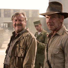 Indiana Jones und das Königreich des Kristallschädels / Ray Winstone / Harrison Ford Poster