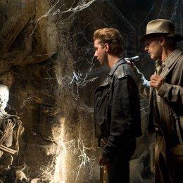 Indiana Jones und das Königreich des Kristallschädels / Shia LaBeouf / Harrison Ford Poster