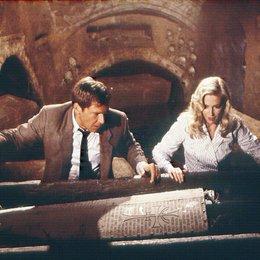 Indiana Jones und der letzte Kreuzzug / Alison Doody / Harrison Ford Poster