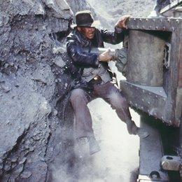 Indiana Jones und der letzte Kreuzzug / Harrison Ford Poster
