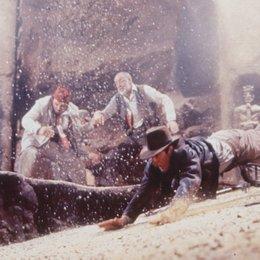 Indiana Jones und der letzte Kreuzzug / Harrison Ford / Sean Connery Poster