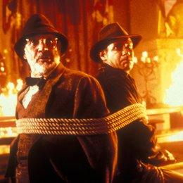 Indiana Jones und der letzte Kreuzzug / Sean Connery / Harrison Ford Poster