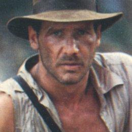 Indiana Jones und der Tempel des Todes / Harrison Ford Poster