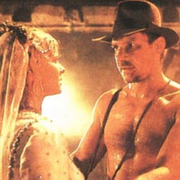 Indiana Jones und der Tempel des Todes / Harrison Ford / Kate Capshaw