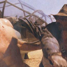 Jäger des verlorenen Schatzes / Harrison Ford Poster