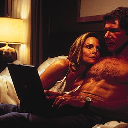 Schatten der Wahrheit / Michelle Pfeiffer / Harrison Ford Poster