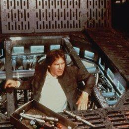 Star Wars: Episode V - Das Imperium schlägt zurück / Harrison Ford Poster