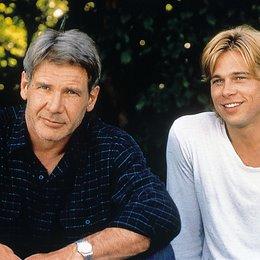 Vertrauter Feind / Harrison Ford / Brad Pitt Poster