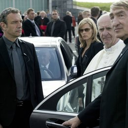 Papst-Attentat, Das (RTL) / Jean Yves Berteloot / Gesine Cukrowski / Hartmut Stanke / Gottfried John Poster