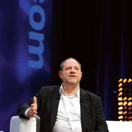 Mipcom 2012, Cannes / Harvey Weinstein Poster