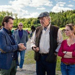 Inga Lindström: Der Traum vom Siljansee (ZDF) / Anja Nejarri / Hary Prinz / Reiner Schöne Poster