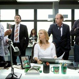 SOKO Wien (10. Staffel, 16 Folgen) / Gregor Seberg / Lilian Klebow / Hary Prinz / Dietrich Siegl / Stefan Jürgens Poster