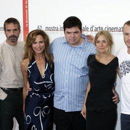 62. Filmfestspiele Venedig 2005 / Mostra Internazionale d'Arte Cinematografica / Lasse Hallström / Jeremy Irons / Lena Olin / Oliver Platt / Sienna Miller / Heath Ledger