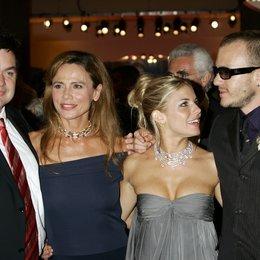 62. Filmfestspiele Venedig 2005 / Mostra Internazionale d'Arte Cinematografica / Oliver Platt / Lena Olin / Sienna Miller / Heath Ledger