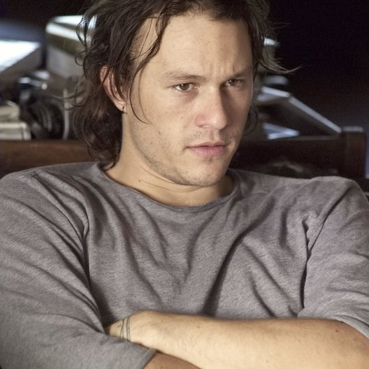 Candy / Heath Ledger Poster