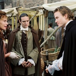 Casanova / Lena Olin / Heath Ledger Poster