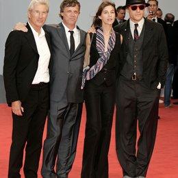 Gere, Richard / Haynes, Todd / Gainsbourg, Charlotte / Ledger, Heath / 64. Filmfestspiele Venedig 2007 / Mostra Internazionale d'Arte Cinematografica