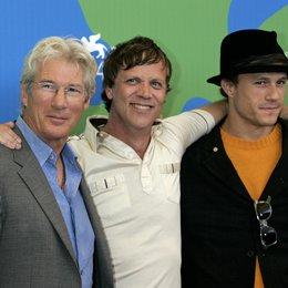 Gere, Richard / Haynes, Todd / Ledger, Heath / 64. Filmfestspiele Venedig 2007 / Mostra Internazionale d'Arte Cinematografica