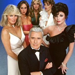 Denver-Clan, Der / Der Denver-Clan - Die zweite Season / John Forsythe / Linda Evans / Pamela Bellwood / Heather Locklear / Pamela Sue Martin / Joan Collins Poster