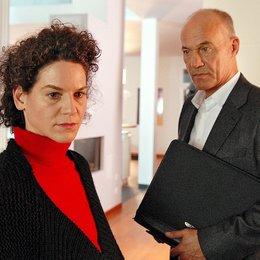 Alte: Gestern ist nie vorbei, Der (ZDF / ORF / Schweizer Radio und Fernsehen (SRF)) / Heiner Lauterbach / Bibiana Beglau Poster