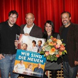 Florian Deyle, Heiner Lauterbach, Laura Lübenow als 11.111sten Besucher, Christoph Preßmar Poster