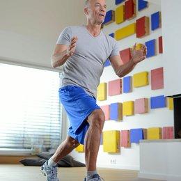 Heiner Lauterbach - Kerngesund! Das Cardio-, Kraft- & Koordinationstraining für Männer Poster