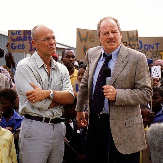 Liebe in Afrika, Eine (ARD / BR / ORF) / Heiner Lauterbach / Friedrich von Thun