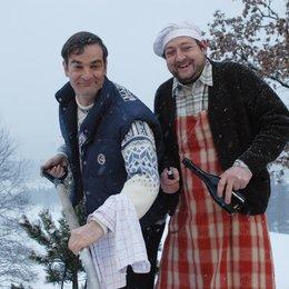 Weißblaue Wintergeschichten: Kindsköpfe/Stern der Begierde (ZDF / ORF) / Heinrich Schafmeister / Maximilian Krückl Poster