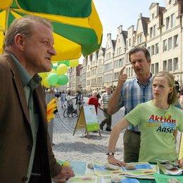 Wilsberg: Der Minister und das Mädchen (ZDF) / Leonard Lansink / Heinrich Schafmeister / Caroline Redl Poster
