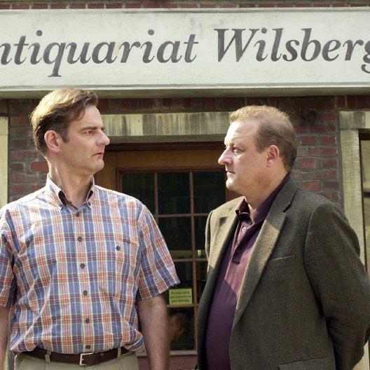 Wilsberg und der stumme Zeuge (ZDF) / Leonard Lansink / Heinrich Schafmeister Poster