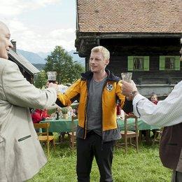 Bergretter: Der Tote im Berg, Die (ZDF) / Martin Gruber / Michael König / Heinz Marecek Poster
