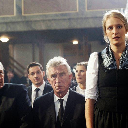 Bergretter: Die Hoffnung stirbt zuletzt, Die (ZDF) / Michael König / Heinz Marecek / Stefanie von Poser Poster