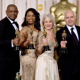 79. Academy Award 2007 / Oscarverleihung 2007 / Forest Whitaker / Jennifer Hudson / Helen Mirren / Alan Arkin Poster