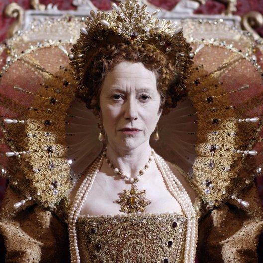 Elizabeth I. / Helen Mirren Poster
