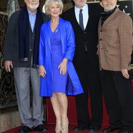 Hackford, Taylor / Mirren, Helen / Turteltaub, Jon / Mamet, David / Helen Mirren erhält einen Stern am Hollywood Walk Of Fame, Los Angeles Poster