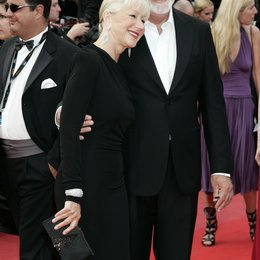 Helen Mirren / Taylor Hackford / 63. Filmfestival Cannes 2010