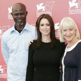Hounsou, Djimon / Taymor, Julie / Mirren, Helen / 67. Internationale Filmfestspiele Venedig 2010