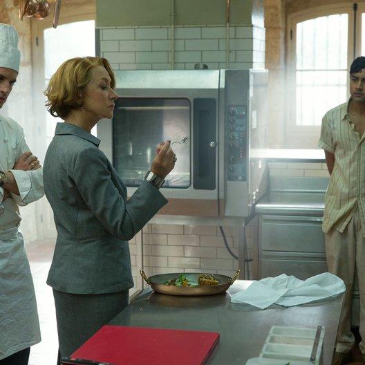 Madame Mallory und der Duft von Curry / Manish Dayal / Helen Mirren Poster