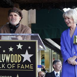 Mamet, David / Mirren, Helen / Helen Mirren erhält einen Stern am Hollywood Walk Of Fame, Los Angeles Poster