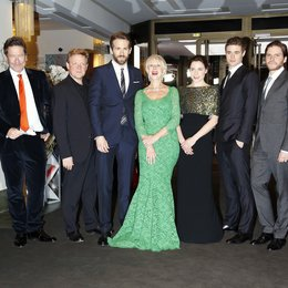 Moritz Bleibtreu; Justus von Dohnanyi; Ryan Reynolds; Helen Mirren; Antje Traue; Max Irons; Daniel Brühl; Tom Schilling / 65. Internationale Filmfestspiele Berlin 2015 / Berlinale 2015 Poster