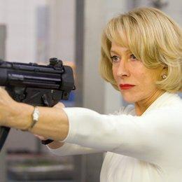 R.E.D. - Älter. härter. besser. / R.E.D. - Älter, härter, besser / R. E. D. - Älter, härter, besser / R. E. D. / Helen Mirren Poster