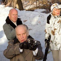 R.E.D. - Älter. härter. besser. / R.E.D. - Älter, härter, besser / R. E. D. - Älter, härter, besser / John Malkovich / Bruce Willis / Helen Mirren / R.E.D. - Älter.Härter.Besser. / R.E.D. 2 - Noch älter. Härter. Besser.