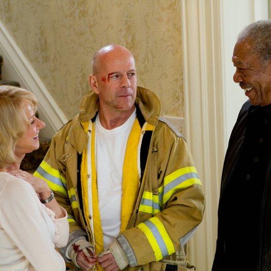 R.E.D. - Älter. härter. besser. / R.E.D. - Älter, härter, besser / R. E. D. - Älter, härter, besser / Helen Mirren / Bruce Willis / Morgan Freeman