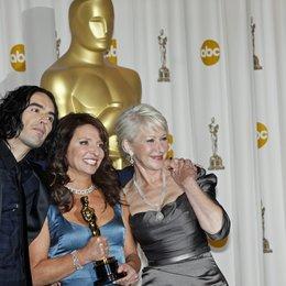 Russell Brand / Susanne Bier / Helen Mirren / 83rd Annual Academy Awards - Oscars / Oscarverleihung 2011